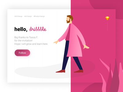 Hello Dribbble thank you hello dribbble sketch first shot first dribbble
