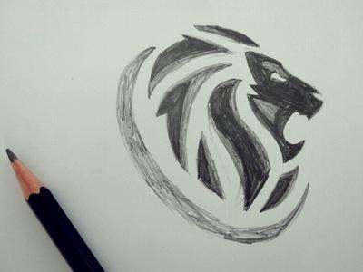 Lion puck