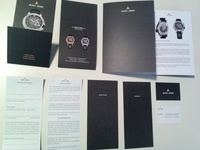 Horological collateral