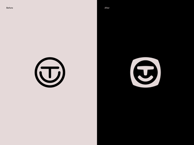 Only Used Tesla Rebranding identity design branding logo