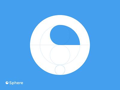 Sphere grid logo
