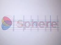 Lettering Grid
