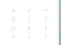 Resto icons