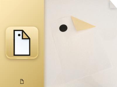 Icon stationery