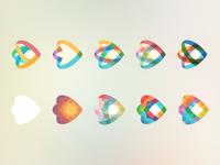 Color scheme testing