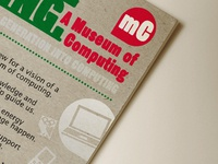 Museum of Computing Leaflet