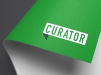 Curator Poster + Brand