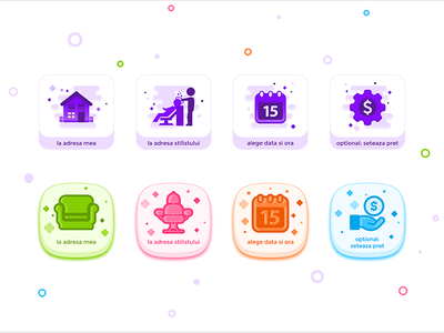 Styling App Ui Icons