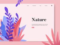 Nature concept design