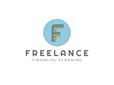 Freelance Financial Planning Logo omaha logo identity design branding