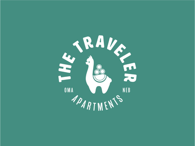 The Traveler Apartments Logo