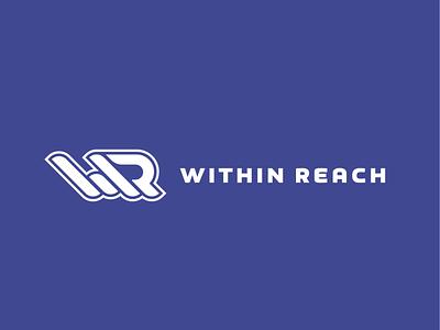 Within Reach Logo omaha logo design branding