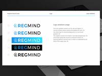 REGMIND Logo Variations