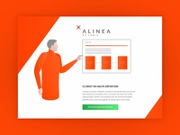 Alinea by Luxia Promo Website