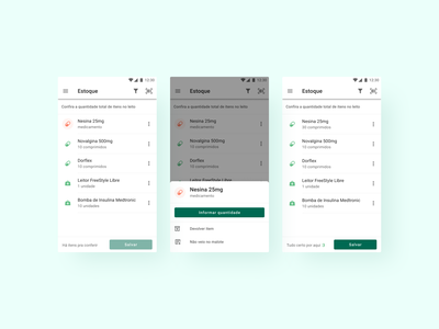 Home Doctor - App ux writing google material design android app material design design healthcare health care clinical information architecture ux ui aplication app design app