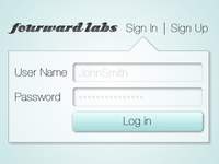 Fourward Labs Sign In/Sign Up