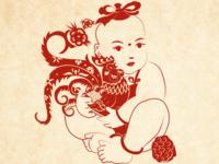 Bongmi Chinese new year poster2017