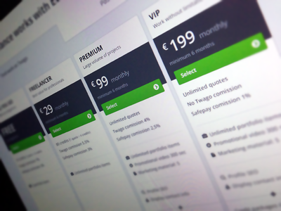 Pricing price tag pricing plan comp data green freelance premium label