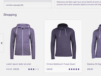 Bootstrap 3 PSD WIP