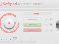 Softpad in progress