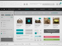 Storepad UI Preview