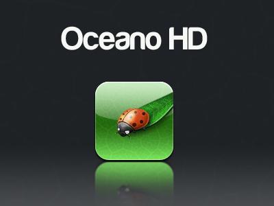 Oceano HD Photos  icon iphone4 oceanohd ladybird