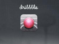 Dribbble Icon Rebound