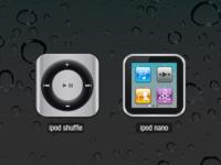 iPod Nano/Shuffle