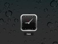 iPhone Clock icon replacement