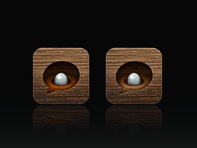 Twitter iOS replacements icon icons egg birdie woooooooooooo ios iphone apple twitter retina oceano