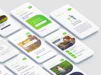 Zedelgem - mobile design