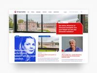 Lage Landen homepage