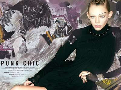 PUNK CHIC ─ Cosmopolitan MX