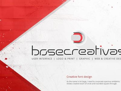 Logo designs - Bosecreativas