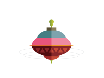 Spinning Top #2