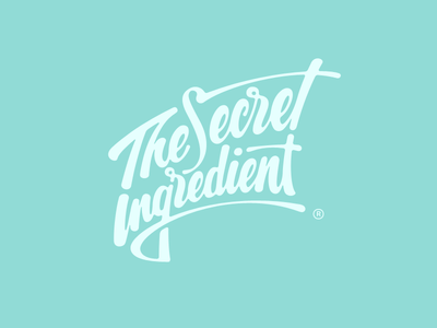 The Secret Ingredient Logo