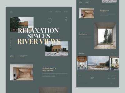 Residential Showcase Homepage