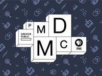 PMDMC 2018 Branding