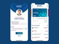 QNB Finansbank App UI/UX