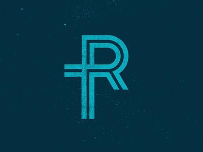RT Monogram personal branding design brand redesign vector typography logo branding