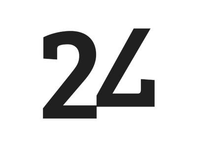24/7 typography