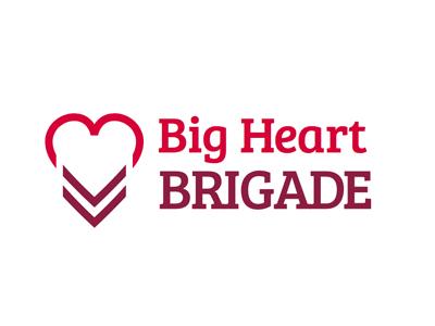 Big Heart Brigade Logo