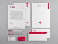 Big Heart Brigade Branding