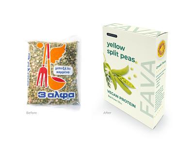 Package Redesign branding packaging