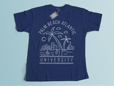 PBA T-Shirt Design vector illustration