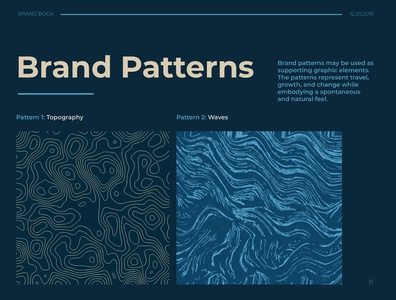 AMP Patterns pattern vector design branding