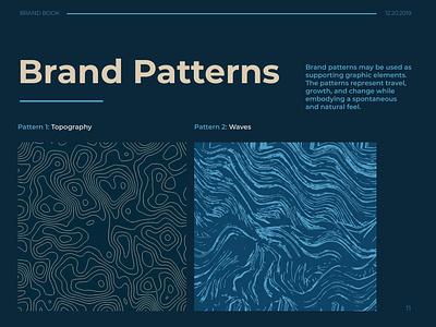 AMP Patterns pattern vector design branding