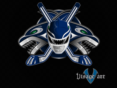 Mighty Morphin Vancouver Canucks