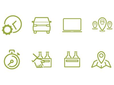 Website SVG Icons