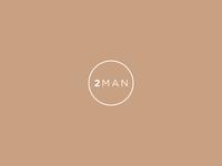 Logo Concept – o2man minimalist logo branding graphicdesign typography logo logo design brand identity brand design